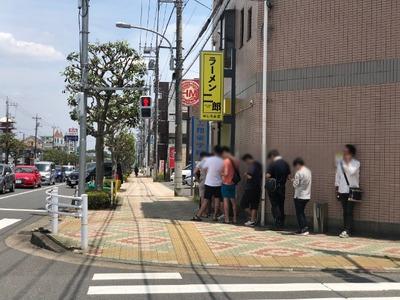 18/06/09ラーメン二郎めじろ台店 03