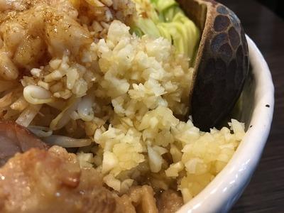 17/03/01ど・みそ町田店 みそつけ麺12