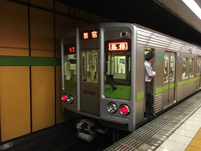 16/09/19ラーメン二郎亀戸店 14
