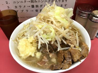 17/09/20ラーメン二郎小岩店 11