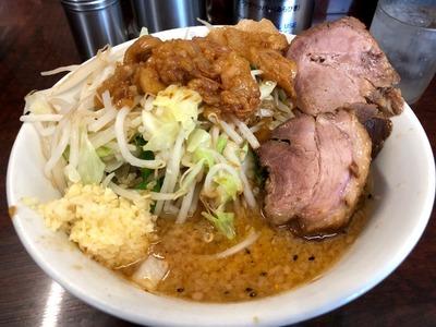 19/09/17ラーメン二郎めじろ台店 05
