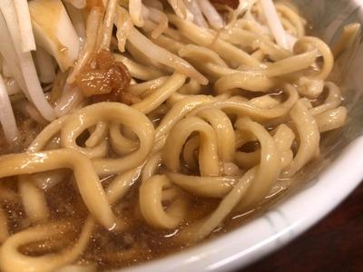 18/09/28ラーメン二郎めじろ台店 06