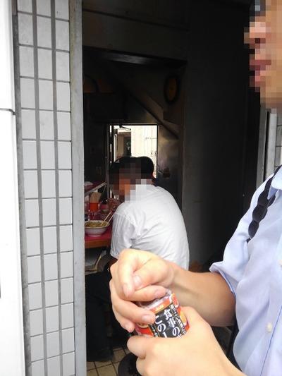 16/07/27 二郎三田本店 ぶたラーメン02