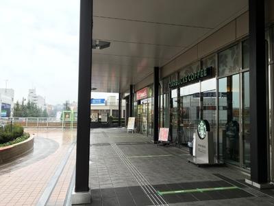 スターバックスコーヒーサザンスカイタワー八王子店 2016外観