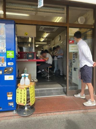 20/09/16ラーメン二郎湘南藤沢店05