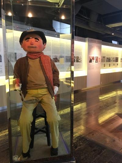 17/11/16新横浜ラーメン博物館 27