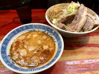 19/07/11ラーメン二郎会津若松駅前店 06
