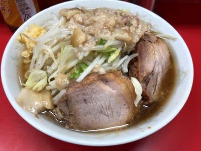 19/07/31ラーメン二郎上野毛店 03