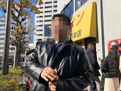 19/01/07 二郎三田本店 ぶたラーメン 18