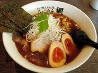 15/08/14らーめん楓 特醤楓麺01