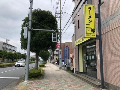 19/07/10ラーメン二郎めじろ台店 05