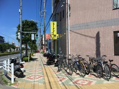 17/07/14ラーメン二郎めじろ台店 02
