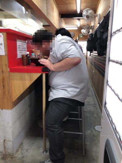18/08/09ラーメン二郎京都店 11