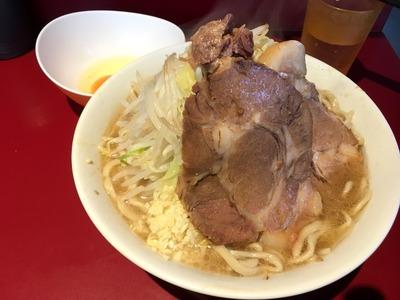17/01/18ラーメン二郎荻窪店 (ニンニク少なめ)14