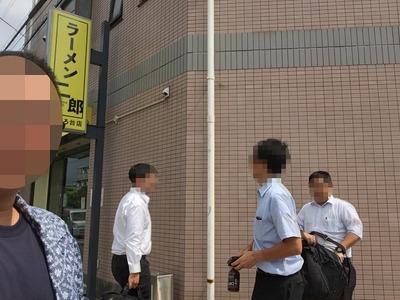 17/08/30ラーメン二郎めじろ台店 01
