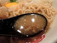 14/10/03徳島中華そば徳福川崎店 肉玉そば4