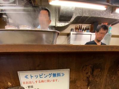 20/03/02ラーメン二郎品川店04