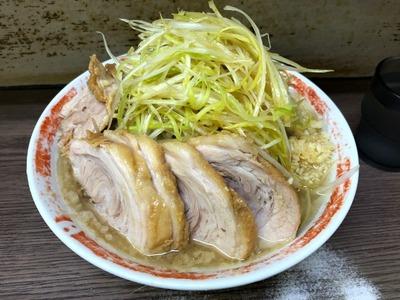 18/03/19 関二郎小ぶた+ネギ05
