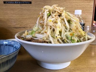 18/08/30ラーメン二郎栃木街道店 06