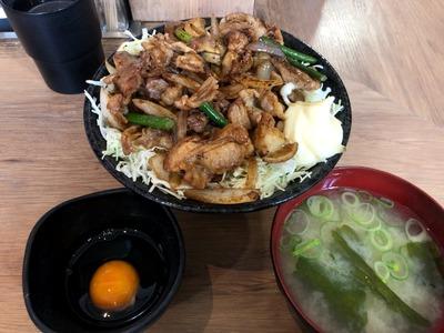18/12/05伝説のすた丼屋横浜西口店 01