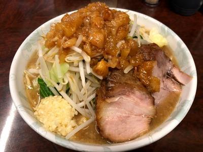 19/11/22ラーメン二郎めじろ台店 03