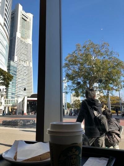 18/01/27スターバックスコーヒーCIAL桜木町店04