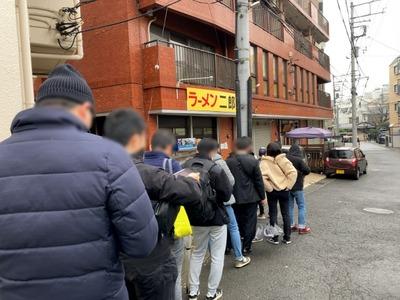 20/02/16ラーメン二郎中山駅前店08