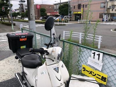 19/07/10ラーメン二郎めじろ台店 04