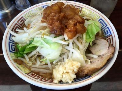 17/10/03ラーメン二郎めじろ台店 03
