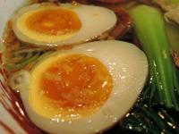 15/05/28らーめん中々(なかなか)鶏らーめん+煮玉子24