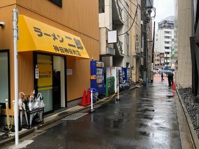18/04/18ラーメン二郎神田神保町店 03