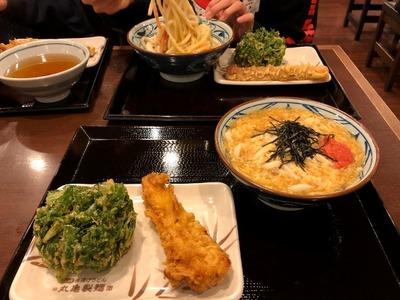 19/12/06丸亀製麺スーパーデポ八王子みなみ野店02