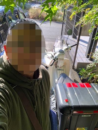 18/10/25蒙古タンメン中本辛旨焼きそば 02
