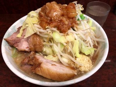 18/06/09ラーメン二郎めじろ台店 05