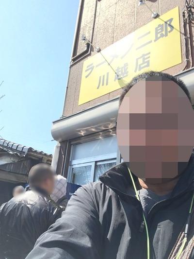 17/03/22ラーメン二郎川越店 06