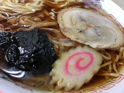 16/09/29南京ラーメン総本家星の家 南京ラーメン(並)09
