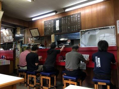 16/09/29南京ラーメン総本家星の家 南京ラーメン(並)03