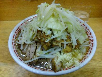 16/04/28ラーメン二郎環七新新代田店08