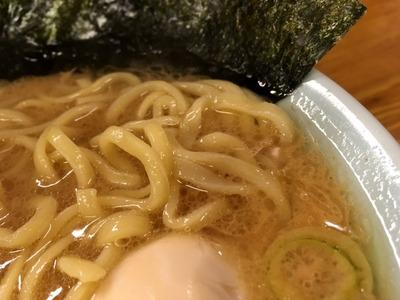 17/02/01髙根家 ラーメン+味玉 05
