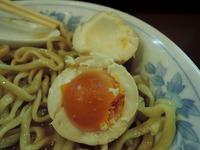 14/06/23 らーめん陸 らーめん+味付玉子11