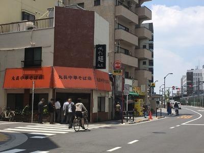 17/06/16ラーメン二郎荻窪店 (ニンニク)17