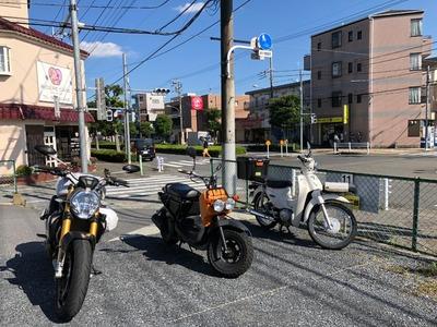 18/09/28ラーメン二郎めじろ台店 01