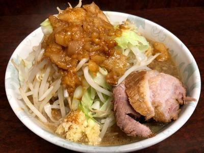 18/09/28ラーメン二郎めじろ台店 03