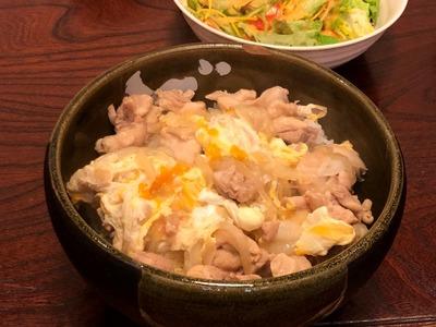19/03/26自家製親子丼 09
