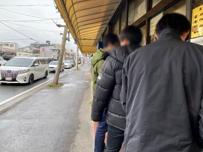 19/12/30ラーメン二郎湘南藤沢店03