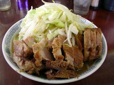 06/12/19め二郎小豚W(ニンニク少なめ)1