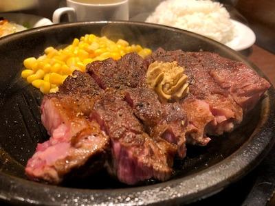 19/02/15いきなり!ステーキ町田店 12