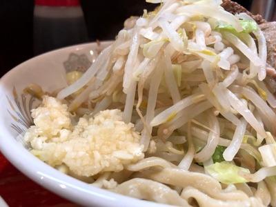 19/07/11ラーメン二郎会津若松駅前店 09