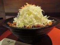 14/11/15豚丼 駿河 大豚丼 2