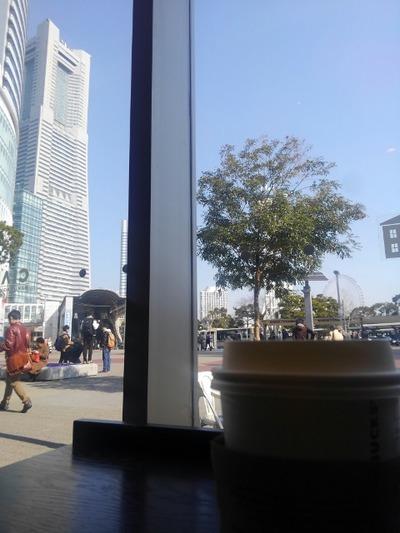 16/02/28スターバックスコーヒーCIAL桜木町店 2